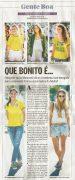O Globo - Gente Boa - 08.06.2013