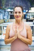 Yoga na laje