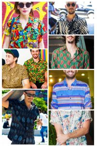 mood camisa